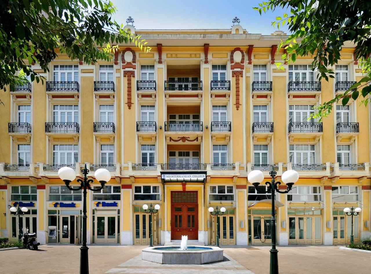 Η Ιστορία του κτιρίου «ΒΙΕΝΝΗ» στη Θεσσαλονίκη.