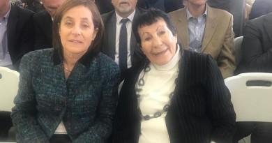 Πρεσβεία Ισραήλ:Συγκινητική Βράβευση Ελλήνων Ηρώων στο Κρυονέρι Κορινθίας για την Διάσωση Εβραίων στο Ολοκαύτωμα