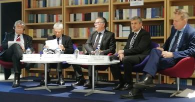 Ομιλία Αναπληρωτή Υπουργού Προστασίας του Πολίτη κ. Γ. Κουμουτσάκου: Δημόσια Επικοινωνία για τη Μετανάστευση