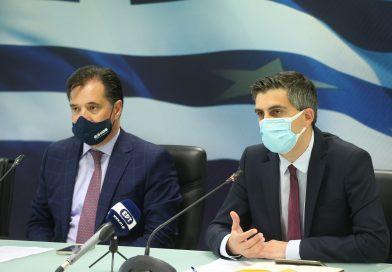 """Χρίστος Δήμας: Έναρξη των πρώτων Εθνικών Βραβείων Νεοφυούς Επιχειρηματικότητας """"Elevate Greece""""."""