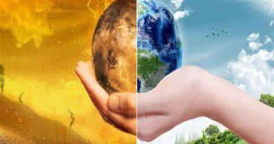 5η Ιουνίου: Παγκόσμια Ημέρα ΠεριβάλλοντοςΟ Σ.Π.Ο.Α.Κ. καλεί σε επαγρύπνηση»
